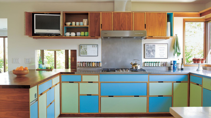 Retro Formica Countertops, 3 Options of Retro Laminates that Only Get Better with Age 1