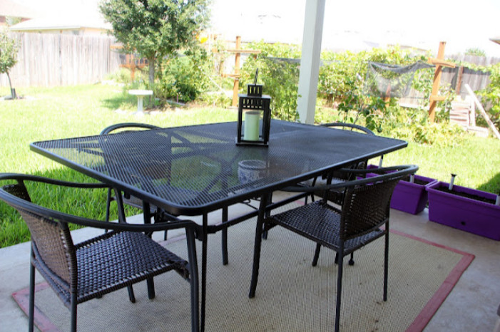 Wrought Iron Patio Furniture Craigslist Complete Guide to Purchase the Used Furniture